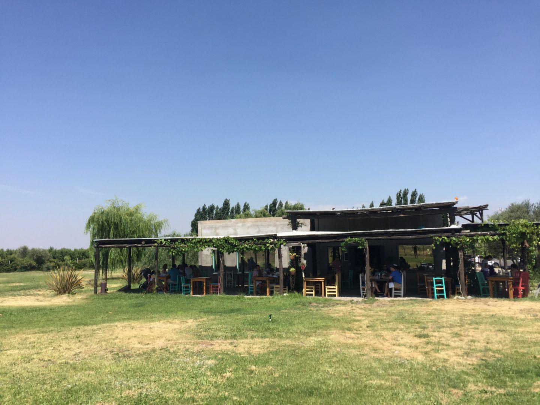 Tres días en Mendoza