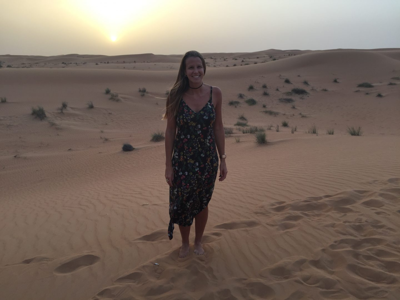 Viajar sola a Dubai