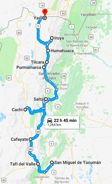 Norte argentino 26