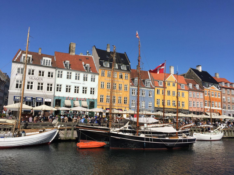 qué visitar en Copenhague