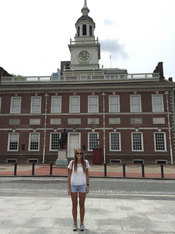 día en Philadelphia