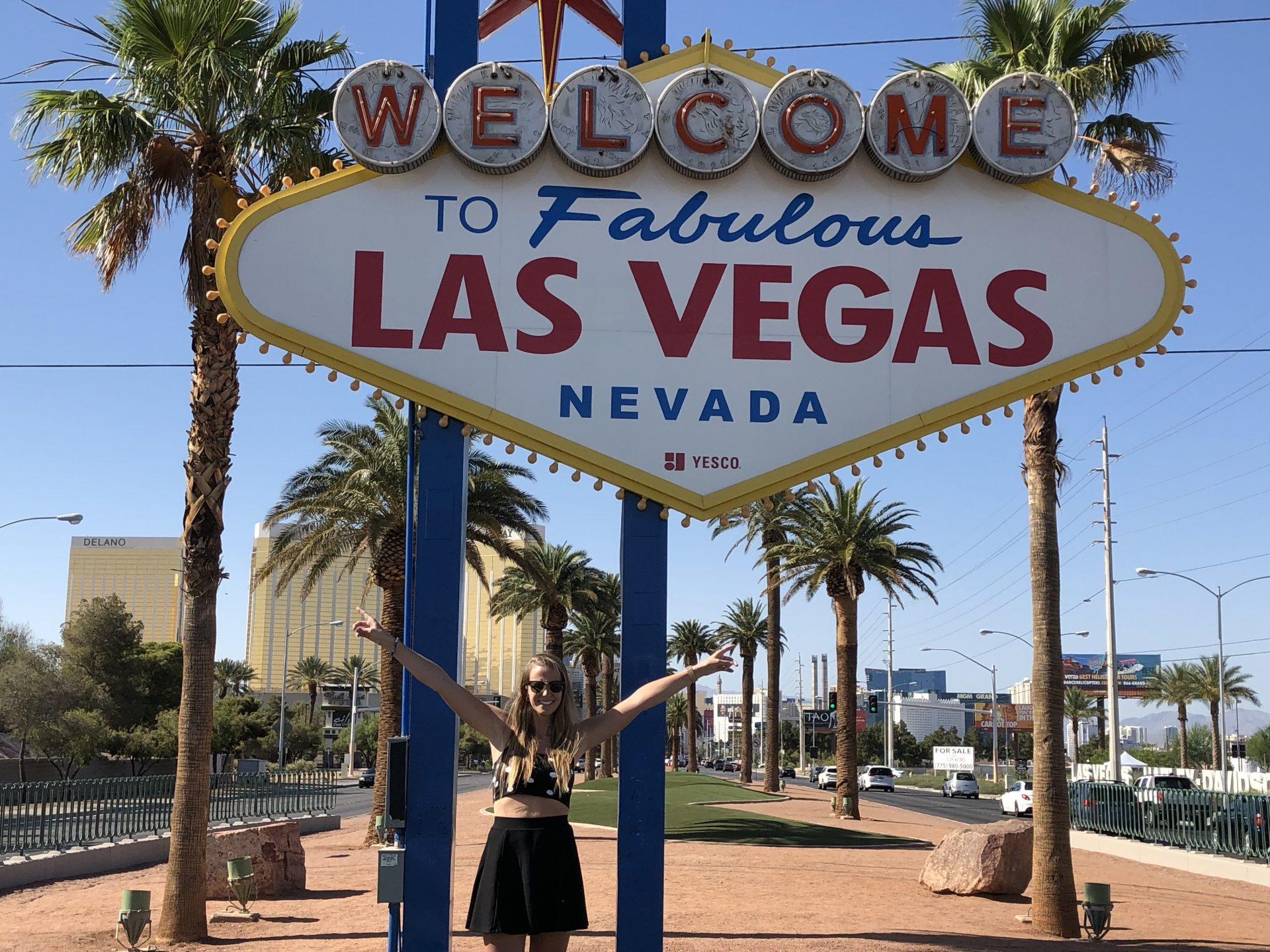 24hs en Las Vegas