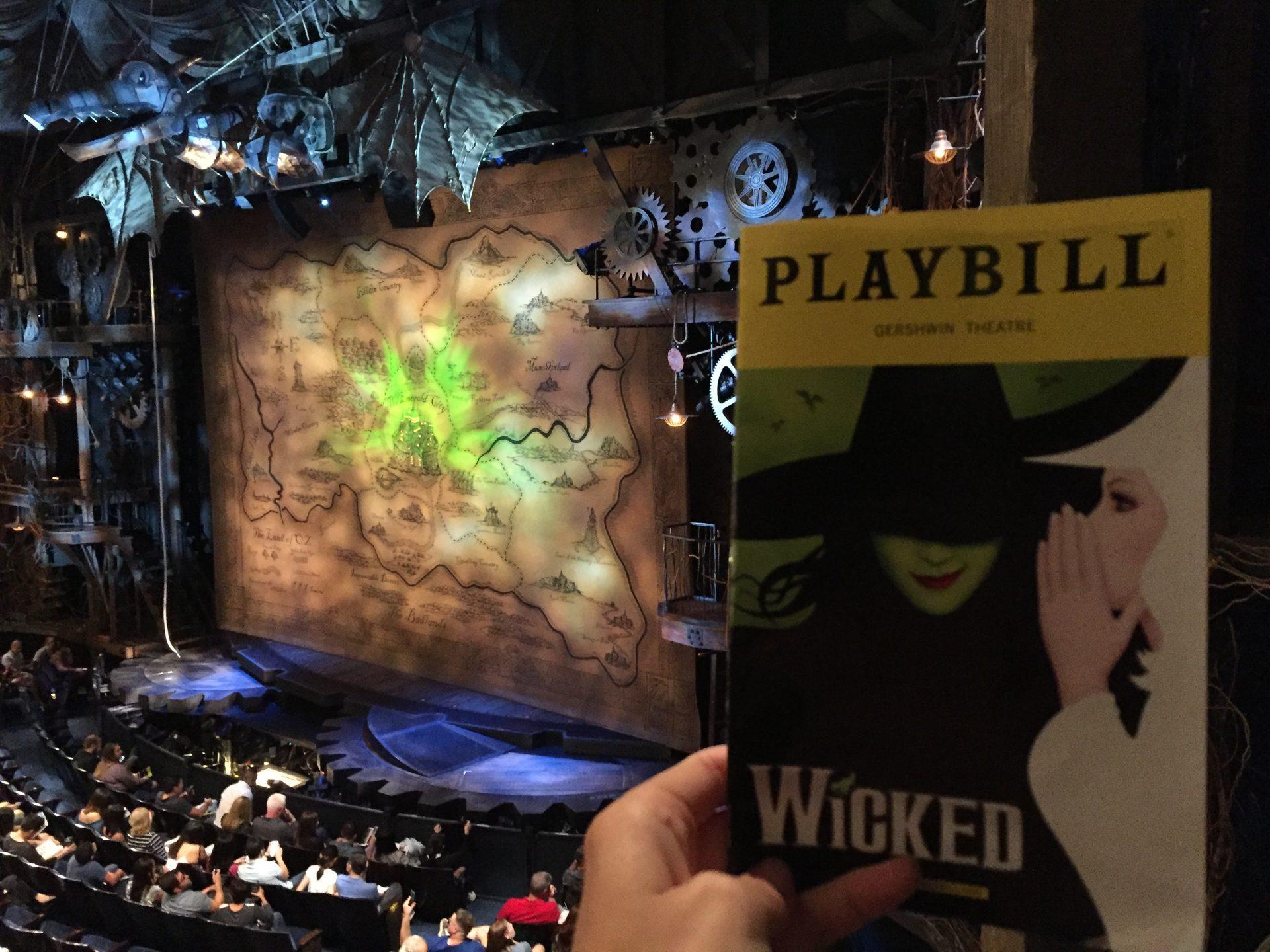 musicales de Broadway recomendados
