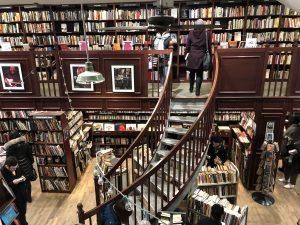 Ruta de librerías originales de Nueva York