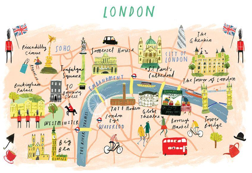 Guía Completa Para Visitar Londres En 5 Días Inglaterra